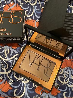Genuine, Fresh & New ~ NARS 💖 Laguna Bronzing Powder In Mirrored Compact ~ 3.3g • 16.95£