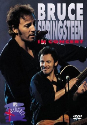 £6.97 • Buy Bruce Springsteen: In Concert - MTV Plugged DVD NEW