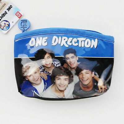 £4.99 • Buy One Direction Small Pencil Case / Small Beauty Pouch, Wipe Clean Inside And Out