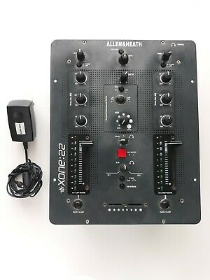 Allen And Heath Xone 22 DJ Mixer - 2 Channel Mixer  • 200£