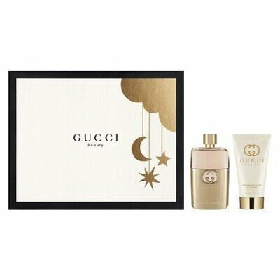 Gucci Guilty Pour Femme Gift Set - 50ml EDP + 50ml Body Lotion • 73£