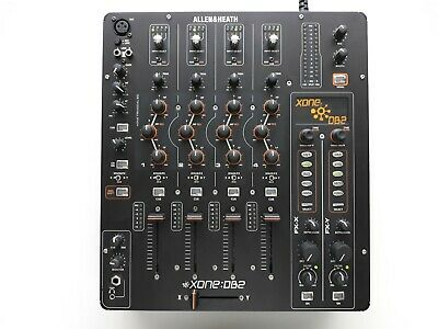 Allen & Heath XONE:DB2 Professional DJ FX Mixer • 580£