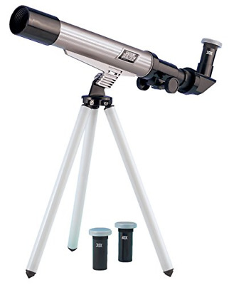 Eduscience 30 Mm Astronomical Telescope With Tripod • 35£