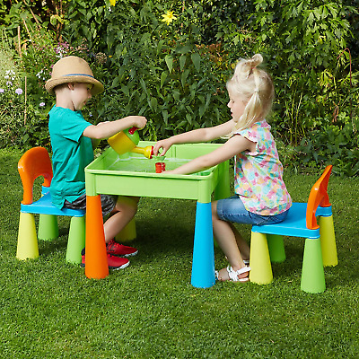 £84.83 • Buy Liberty House Toys Plastic Multi-Coloured Children's 5-in-1 Activity Table And &