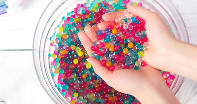 AU15.90 • Buy 50000 Orbeez Expanding Magic Balls  Beads Multi Wedding  Gift Uk Seller Fast Spa