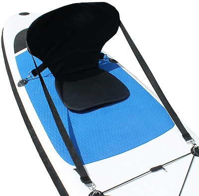 £32.84 • Buy GEEZY Paddleboard/SUP/Kayak/Canoe/Boat Seat High Backrest Chair Conversion Seat