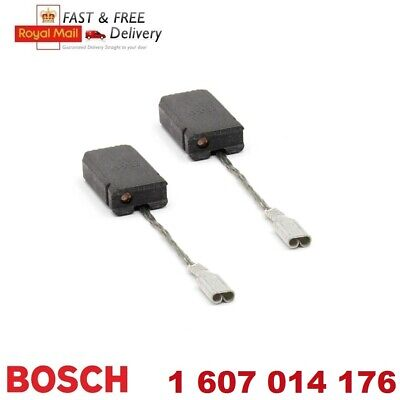 Carbon Brushes 1607014176 For Bosch Angle Grinder 1703EVS PA500 1702AE 6x10x17mm • 3.39£