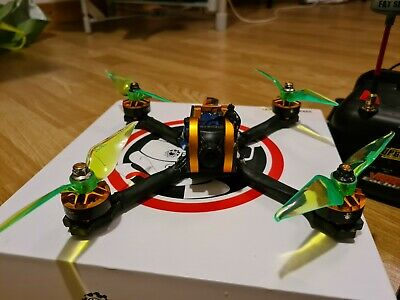 Eachine Tyro 99 Fpv Racing Drone- Fully Assembled And Working!  • 119£