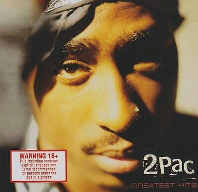 2 Pac - Greatest Hits - 2 Pac CD J2VG The Cheap Fast Free Post The Cheap Fast • 7.61£