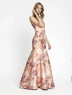 AU400 • Buy Bnwt Alice Mccall Tea Rose Heaven Gown - Size 8 Au/4 Us (rrp $795)