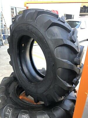 AU520 • Buy NEW TRACTOR TYRES 14.9 X 24 Nuemaster/ 12 Ply 14.9-24 FREIGHT