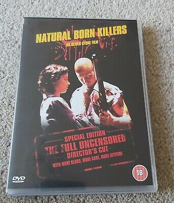 Natural Born Killers DVD • 2.60£