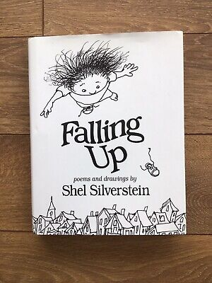 Falling Up Hardback Book By Shel Silverstein Poems And Drawings Lovely Item • 11.99£