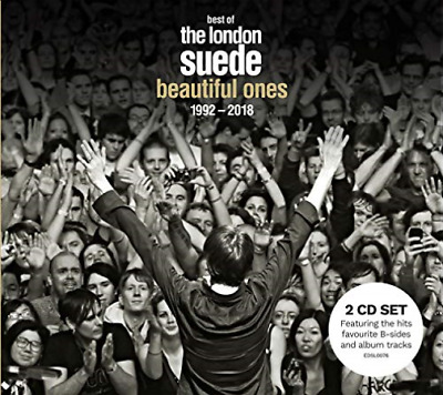London Suede-beautiful Ones: The Best Of The London Suede (uk) Cd New • 8.07£