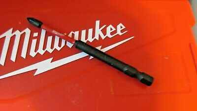 Milwaukee Shockwave Impact Duty Bit Pz1 90mm Pozidrive • 3.99£