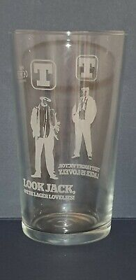 Limited Edition  Jack & Victor Still Game Tennents Lager Lovelies Pint Glass • 10£
