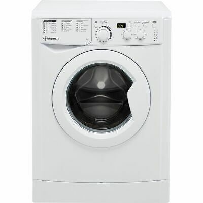 View Details Indesit EWD71452WUKN My Time 7Kg 1400 RPM Washing Machine White E Rated New • 222.00£