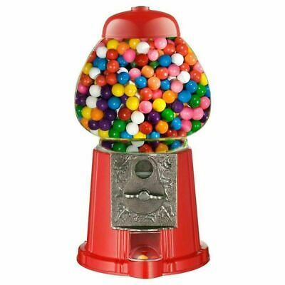 £13.98 • Buy Retro Gumball Dispenser Machine With 90g Bubble Gum Bag Coin Operated Bank