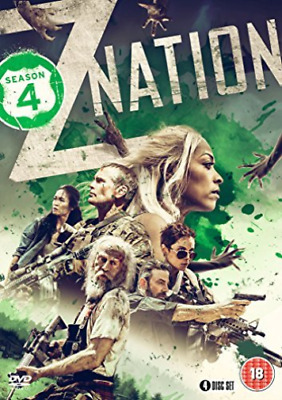 AU12.27 • Buy Z Nation: Season 4 Dvd New