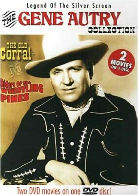 The Gene Autry Collection (the Old Corral / Ri New DVD • 9.21£
