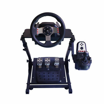 AU105 • Buy Racing Steering Wheel Stand For Logitech G25/G27/G29 And G920 AG202