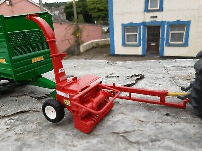 Rare Britains Conversion Jf Fct900 Forage Harvester Silage   For Tractor Siku  • 40£