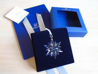 *BNIB* Genuine SWAROVSKI Small 2017 STAR ORNAMENT 5257592 With GIFT BAG • 29.99£