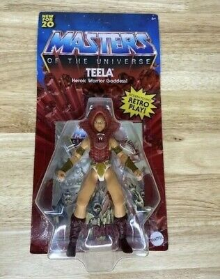 $25.88 • Buy 🔥 Masters Of The Universe Origins Teela Walmart Exclusive! Motu 🔥