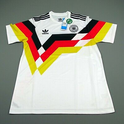 Retro Jersey Germany 1990 Shirt Football Home Shirt - Size XL • 24.99£