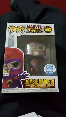 Funko Pop Zombie Magneto Limited Edition  • 20£