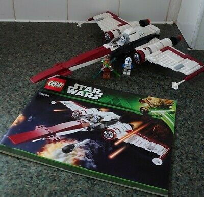 Lego Star Wars Z95 Headhunter Set 75004 Complete With Instructions. • 28£
