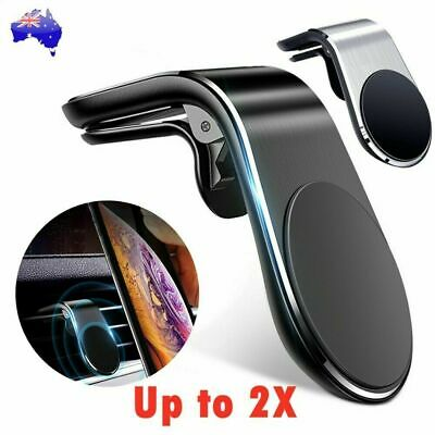 AU9.95 • Buy 360° Rotating Phone Holder Car Magnetic Mount Stand Universal For IPhone Samsung