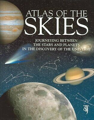 £14.96 • Buy Atlas Of The Skies By Giunti Editorial Group 9781844060115 | Brand New