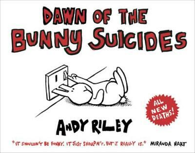 £2.33 • Buy Dawn Of The Bunny Suicides By Andy Riley (Paperback) FREE Shipping, Save £s