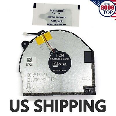 AU28.17 • Buy New GPU Cooling Fan For Lenovo Legion Y530 Y7000 5V 0.5A DC28000DKF0 Cooler Fan