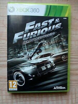 Fast & And Furious: Showdown Microsoft Xbox 360 Boxed PAL - Tested - VGC  • 6.40£