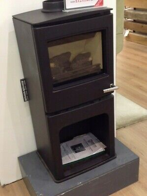 Yeoman CL5 Highline Conventional Flue Gas Stove, Logs,  EX Display • 1,235£