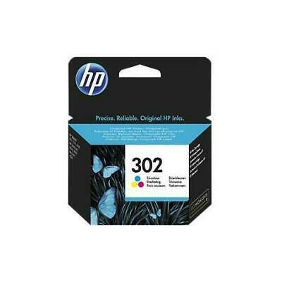 HP 302 (F6U65AE) Ink Cartridge Brand New • 10.99£