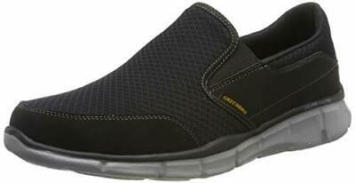 Skechers Equalizer - Persistent, Men's Low-Top Sneakers, Black (Black/Grey), 10 • 67.03£