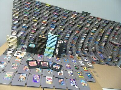 £42475.84 • Buy NES Nintendo The Complete Collection Video Game Console System Lot