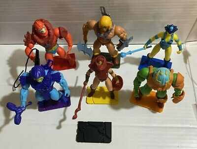 $40 • Buy MOTU Masters Of The Universe Origins Custom Figure Stands New Additions!! READ!