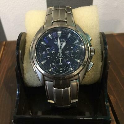 $ CDN215.92 • Buy Seiko Wired Chronograph Titanium