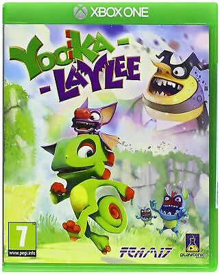 AU21.79 • Buy Yooka-laylee Xbox One Game