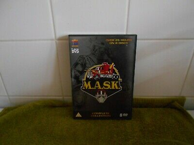 Mask The Complete Collection 8-Disc Box Set • 11.99£