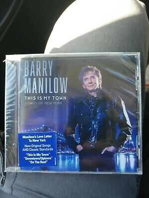 Barry Manilow - Barry Manilow: This Is My Town: Songs Of New York [New CD] • 4.86£