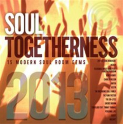 Various Artists-Soul Togetherness 2013 CD NEW • 12.89£