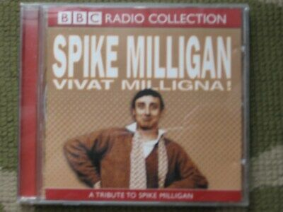Spike Milligan Vivat Milligna! A Tribute To Spike Milligan (2003) 1 Hour  Approx • 9.99£