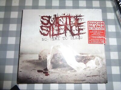 Suicide Silence  No Time To Bleed  (2009) Brand New Factory Sealed Limited Ed CD • 6.95£