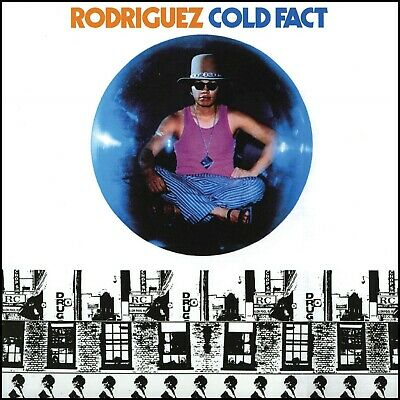 RODRIGUEZ - COLD FACT CD ~ 2019 REISSUE ~ 70's PSYCHEDELIC FOLK ROCK SIXTO *NEW* • 8.62£