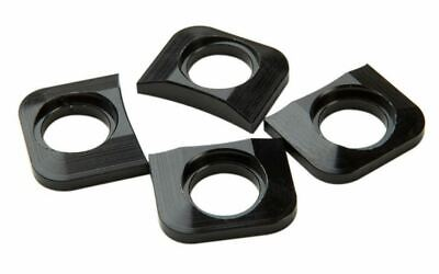 Race Face Crankset Chainring Tab Shims For Bolts - Black - X 4 • 9.95£